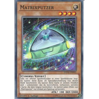 Yu-Gi-Oh! - DANE-DE002 - Matrixputzer - Deutsch - 1.Auflage - Common