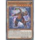 Yu-Gi-Oh! - DANE-DE006 - Dinowrestler Eskrimamench -...