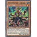 Yu-Gi-Oh! - DANE-DE007 - Dinowrestler Coelasilat -...