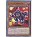 Yu-Gi-Oh! - RIRA-DE002 - Kreuz-Debugger - 1.Auflage - DE...