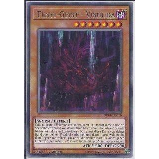 Yu-Gi-Oh! - RIRA-DE016 - Tenyi-Geist ? Vishuda - 1.Auflage - DE - Rare