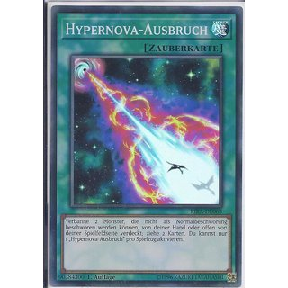 Yu-Gi-Oh! - RIRA-DE063 - Hypernova-Ausbruch - 1.Auflage - DE - Super Rare