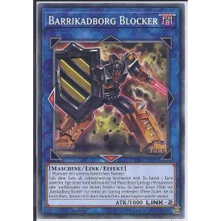 Yu-Gi-Oh! - RIRA-DE081 - Barrikadborg Blocker - 1.Auflage - DE - Common