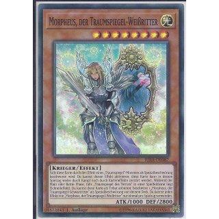 Yu-Gi-Oh! - RIRA-DE087 - Morpheus, der Traumspiegel-Weißritter - 1.Auflage - DE - Super Rare