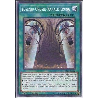 Yu-Gi-Oh! - RIRA-DE092 - Yosenju-Oroshi-Kanalisierung - 1.Auflage - DE - Common