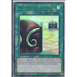 Yu-Gi-Oh! - DUPO-DE019 - Magisches Tor Der Wunder - DE - 1.Auflage - Ultra Rare