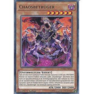 Yu-Gi-Oh! - DANE-DE021 - Chaosbetrüger - Deutsch - 1.Auflage - Rare