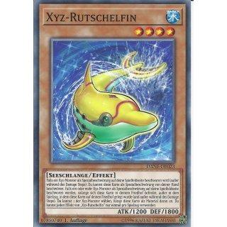 Yu-Gi-Oh! - DANE-DE023 - XYZ-Rutschelfin - Deutsch - 1.Auflage - Common