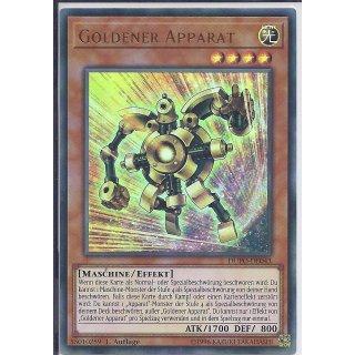 Yu-Gi-Oh! - DUPO-DE043 - Goldener Apparat - DE - 1.Auflage - Ultra Rare