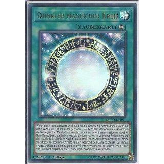 Yu-Gi-Oh! - DUPO-DE051 - Dunkler Magischer Kreis - DE - 1.Auflage - Ultra Rare