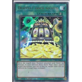 Yu-Gi-Oh! - DUPO-DE064 - Doppelt Oder Nichts - DE - 1.Auflage - Ultra Rare
