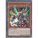 Yu-Gi-Oh! - SDRR-DE008 - Autorakketen-Drache - 1.Auflage...