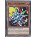 Yu-Gi-Oh! - SDRR-DE012 - Rakketen-Synchron - 1.Auflage -...