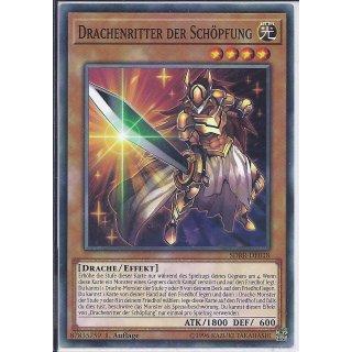Yu-Gi-Oh! - SDRR-DE018 - Drachenritter der Schöpfung - 1.Auflage - DE - Common