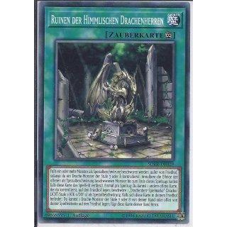 Yu-Gi-Oh! - SDRR-DE029 - Ruinen der Himmlischen Drachenherren - 1.Auflage - DE - Common