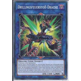 Yu-Gi-Oh! - SDRR-DE045 - Drillingsfeuerstoß-Drache - 1.Auflage - DE - Common