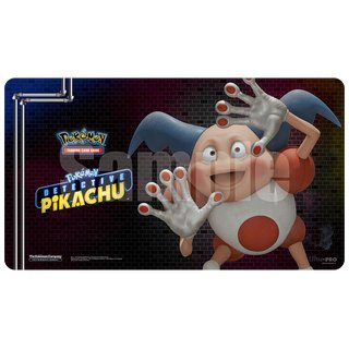 Pokemon Meisterdetektiv Pikachu Playmat Ultra Pro 15206 Mr. Mime