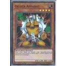 Yu-Gi-Oh! - FIGA-DE008 - Gelber Apparat - 1.Auflage - DE...