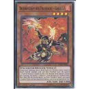 Yu-Gi-Oh! - FIGA-DE022 - Bruderschaft der Feuerfaust -...