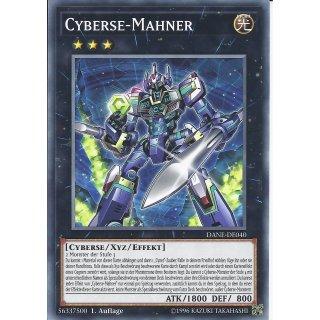 Yu-Gi-Oh! - DANE-DE040 - Cyberse-Mahner - Deutsch - 1.Auflage - Common