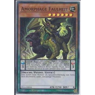 Yu-Gi-Oh! - FIGA-DE056 - Amorphage Faulheit - 1.Auflage - DE - Super Rare
