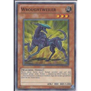 Yu-Gi-Oh! - LCGX-DE011 - Wroughtweiler - Unlimitiert - DE - Common
