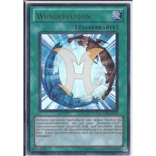 Yu-Gi-Oh! - LCGX-DE078 - Wunderfusion - Unlimitiert - DE - Ultra Rare