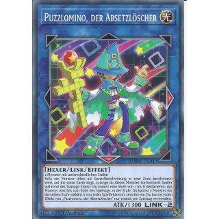 Yu-Gi-Oh! - DANE-DE049 - Puzzlomino, Der Absetzlöscher - Deutsch - 1.Auflage - Common