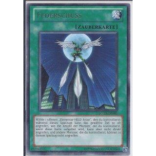 Yu-Gi-Oh! - LCGX-DE083 - Federschuss - Unlimitiert - DE - Rare