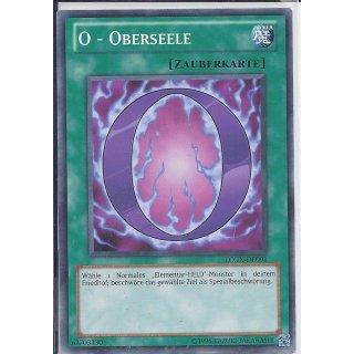Yu-Gi-Oh! - LCGX-DE091 - O - Oberseele - Unlimitiert - DE - Common