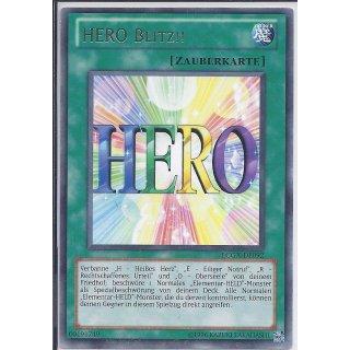 Yu-Gi-Oh! - LCGX-DE092 - HERO Blitz! - Unlimitiert - DE - Rare