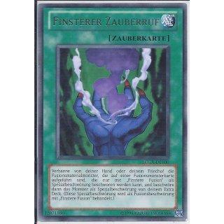 Yu-Gi-Oh! - LCGX-DE100 - Finsterer Zauberruf - Unlimitiert - DE - Rare