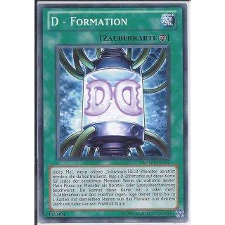 Yu-Gi-Oh! - LCGX-DE147 - D - Formation - Unlimitiert - DE - Common