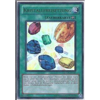 Yu-Gi-Oh! - LCGX-DE169 - Kristallfreisetzung - Unlimitiert - DE - Ultra Rare