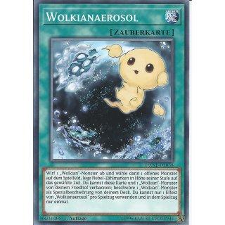 Yu-Gi-Oh! - DANE-DE058 - Wolkianaerosol - Deutsch - 1.Auflage - Common