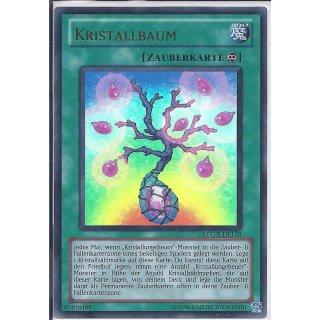 Yu-Gi-Oh! - LCGX-DE170 - Kristallbaum - Unlimitiert - DE - Ultra Rare