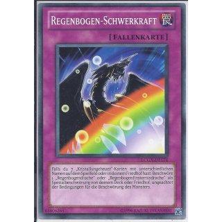 Yu-Gi-Oh! - LCGX-DE174 - Regenbogen-Schwerkraft - Unlimitiert - DE - Common