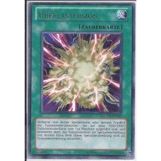Yu-Gi-Oh! - LCGX-DE185 - Überlastfusion - Unlimitiert - DE - Rare