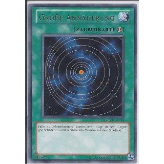 Yu-Gi-Oh! - LCGX-DE214 - Große Annäherung - Unlimitiert - DE - Rare
