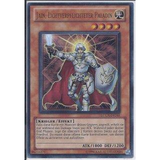 Yu-Gi-Oh! - LCGX-DE245 - Jain, Lichtverpflichteter Paladin - Unlimitiert - DE - Ultra Rare