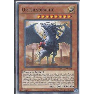 Yu-Gi-Oh! - LCGX-DE249 - Urteilsdrache - Unlimitiert - DE - Common
