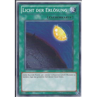 Yu-Gi-Oh! - LCGX-DE258 - Licht der Erlösung - Unlimitiert - DE - Common