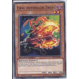 Yu-Gi-Oh! - SBSC-DE035 - Ewig Infernaler Zwerg - 1.Auflage - DE - Common