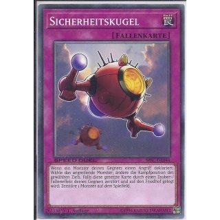 Yu-Gi-Oh! - SBSC-DE044 - Sicherheitskugel - 1.Auflage - DE - Common