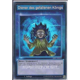 Yu-Gi-Oh! - SBSC-DES04 - Diener Des Gefallenen Königs - 1.Auflage - DE - Super Rare