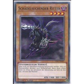 Yu-Gi-Oh! - LED5-DE007 - Schädelsuchender Ritter - 1.Auflage - DE - Common