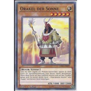 Yu-Gi-Oh! - LED5-DE029 - Orakel der Sonne - 1.Auflage - DE - Common