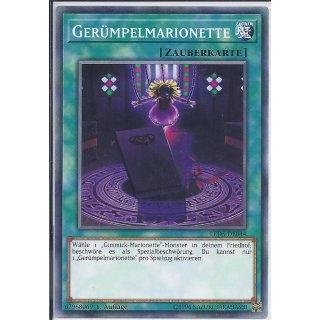 Yu-Gi-Oh! - LED5-DE044 - Gerümpelmarionette - 1.Auflage - DE - Common