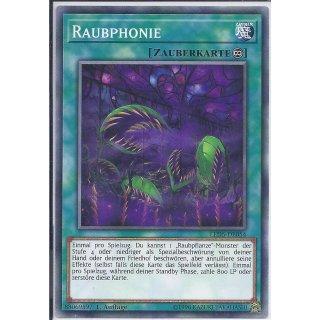 Yu-Gi-Oh! - LED5-DE054 - Raubphonie - 1.Auflage - DE - Common