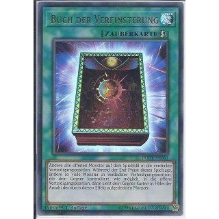 Yu-Gi-Oh! - DUDE-DE041 - Buch der Verfinsterung - 1.Auflage - DE - Ultra Rare
